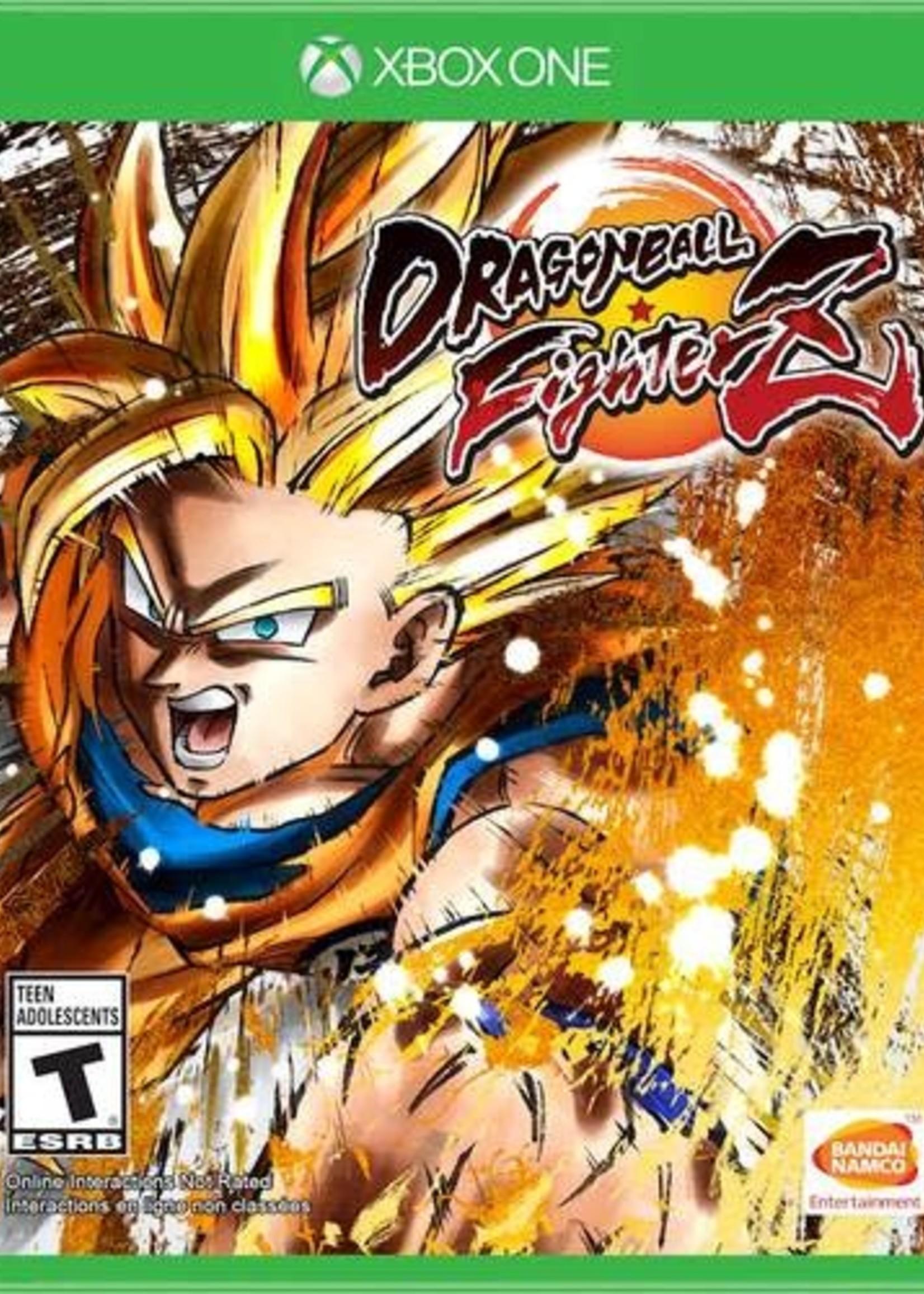 Dragon Ball Fighter Z - XBOne PrePlayed