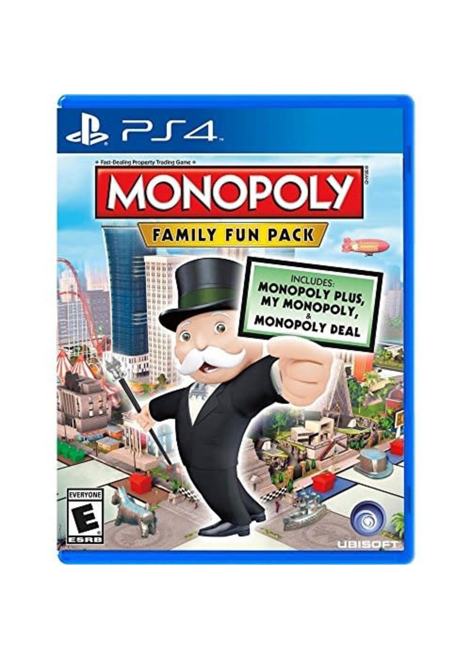 Hasbro Family Fun Pack - PS4 PrePlayed