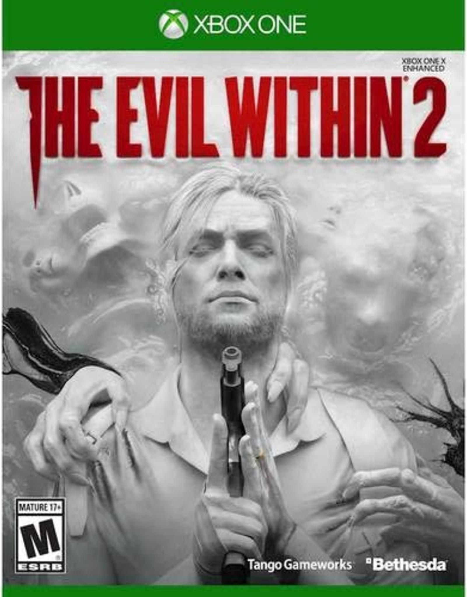 Evil Within 2 - XBOne PrePlayed