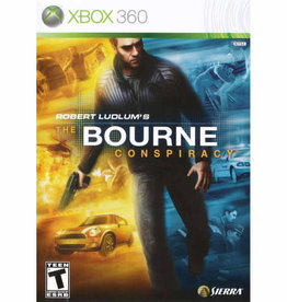 The Bourne Conspiracy - XB360 Preplayed