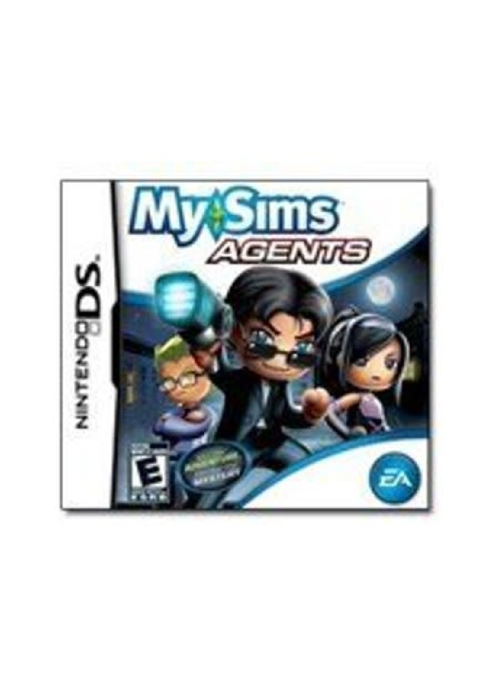 My Sims Agents - DS Preplayed