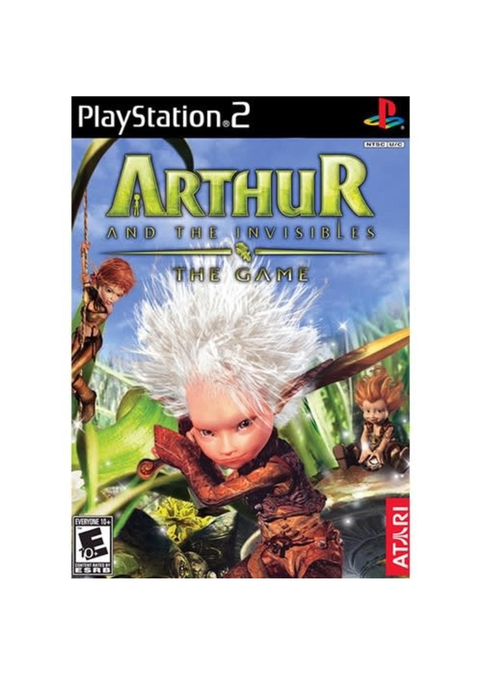 Arthur - PS2 PrePlayed