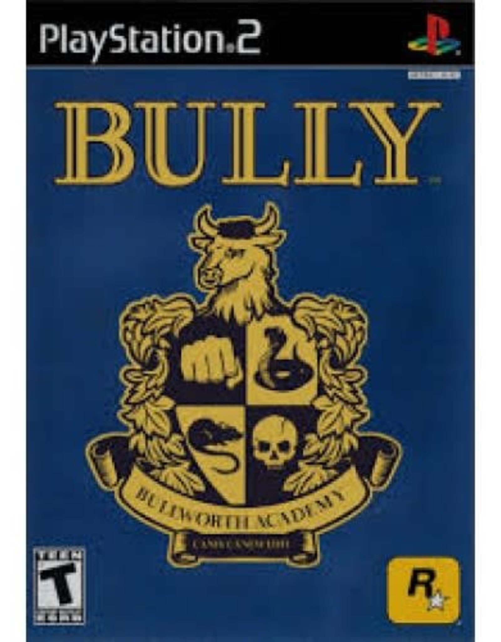 Bully - PS2 PrePlayed