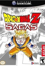 Dragon Ball Z: Sagas - NGC PrePlayed