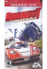 Burnout Legends - PSP PrePlayed
