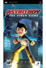 Astro Boy The Video Game - PSP PrePlayed