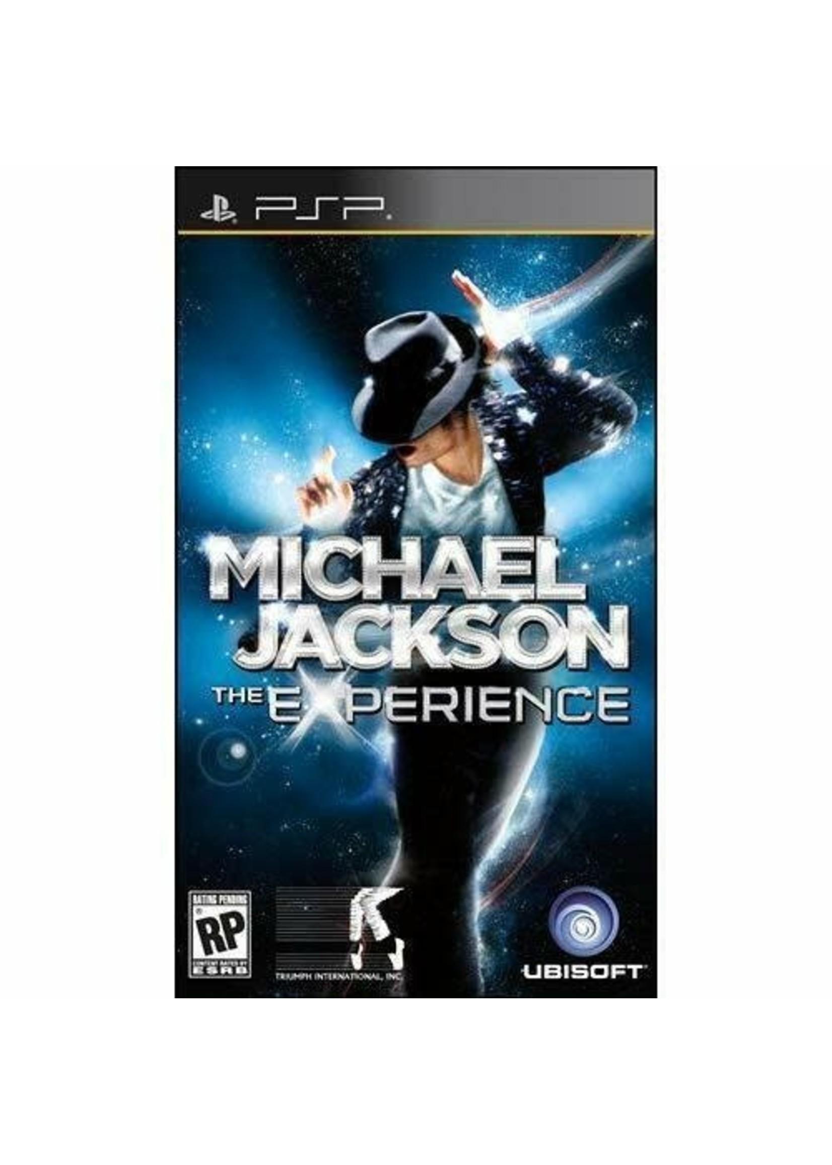 Michael Jackson The Experience - PSP PrePlayed