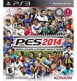 Pro Evolution Soccer 2014 - PS3 Preplayed