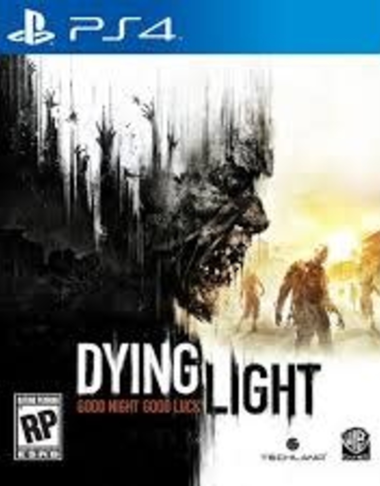 Dying Light - PS4 PrePlayed