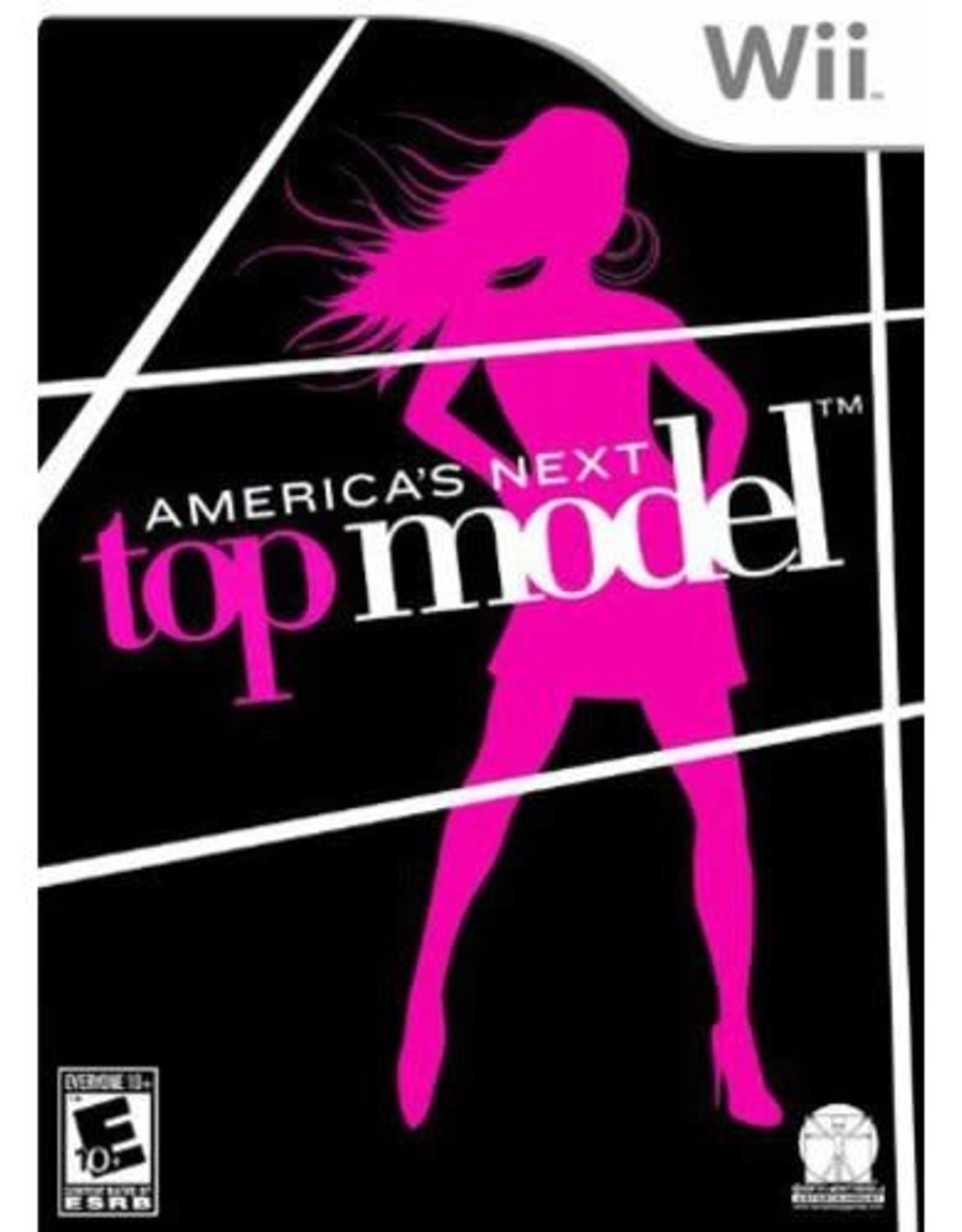 America's Next Top Model - Wii Preplayed