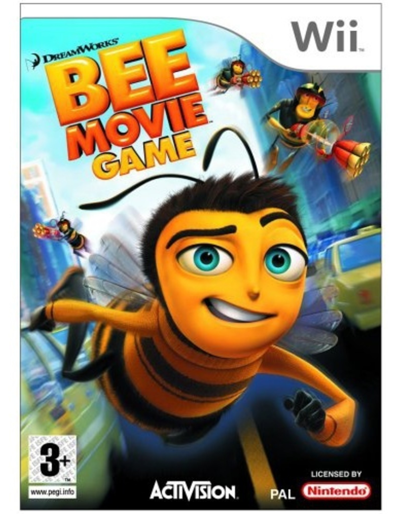 Bee Movie Game - Wii Preplayed
