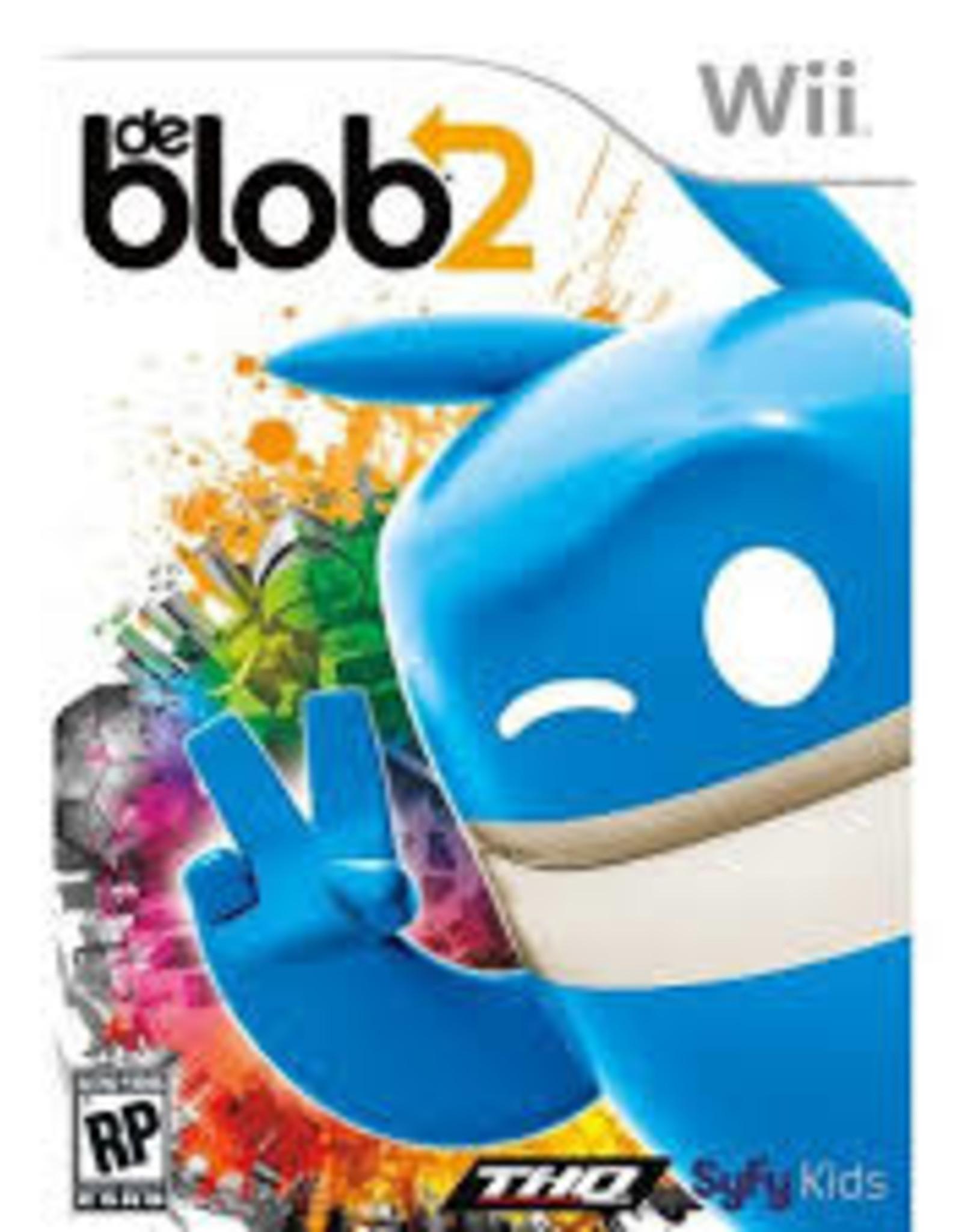 de Blob 2 - Wii PrePlayed