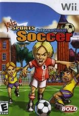 Kid's Sports international Soccer - Wii Preplayed