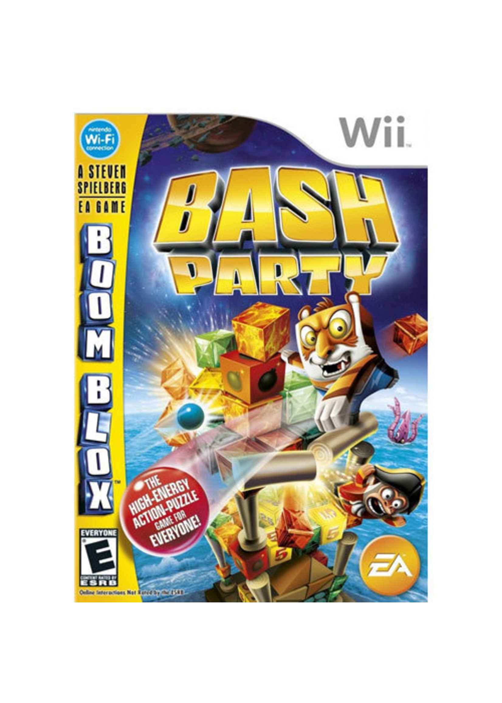 Boom Blox Bash Party - Wii PrePlayed