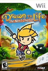 Drawn to Life The Next Chapter - Wii PrePlayed