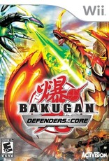 Bakugan - Wii PrePlayed