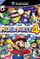 Mario Party 4 - NGC PrePlayed