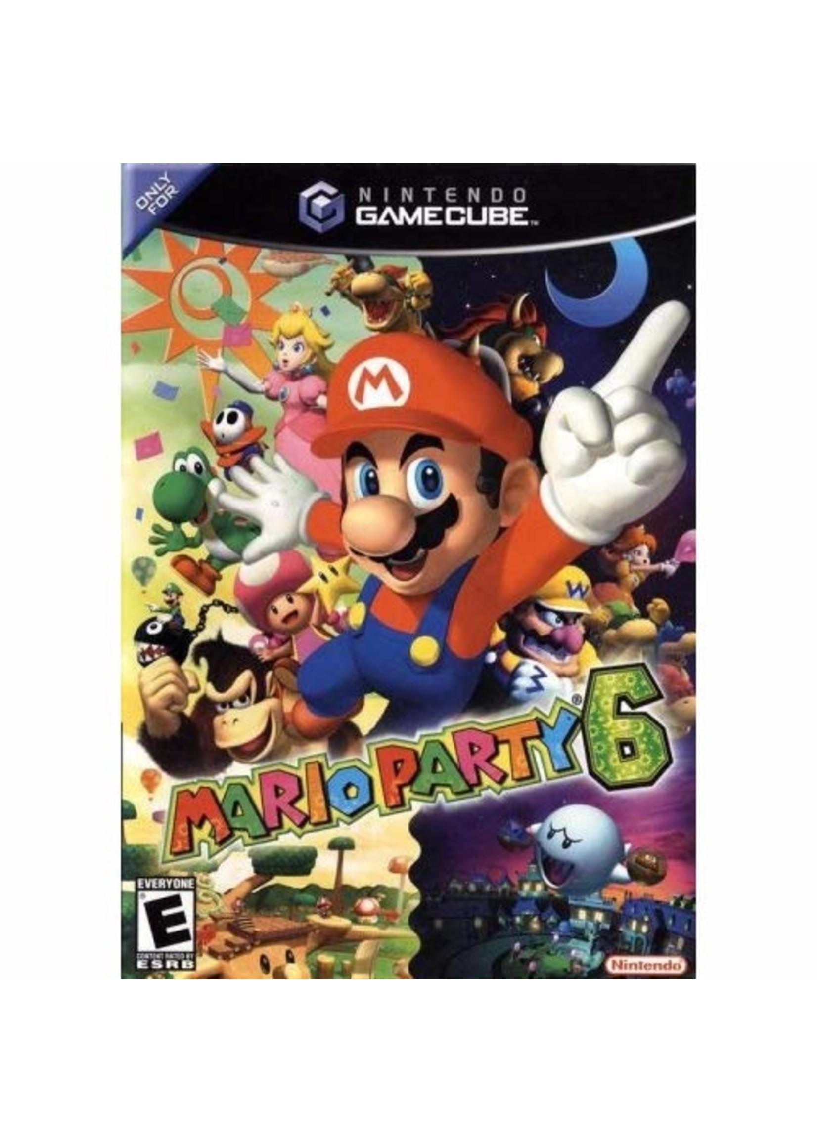 Mario Party 6 - NGC PrePlayed