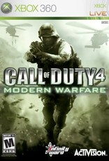 Call of Duty 4: Modern Warfare - XB360 PrePlayed
