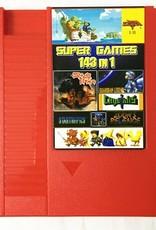 Super Games Multicart 143 in 1 NES