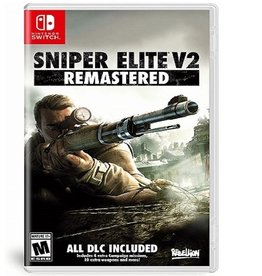 Sniper Elite V2 Remastered - SWITCH NEW