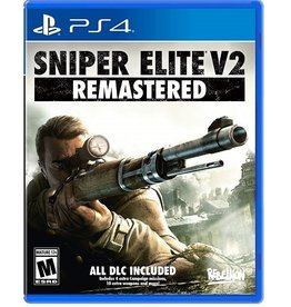 Sniper Elite V2 Remastered - PS4 NEW