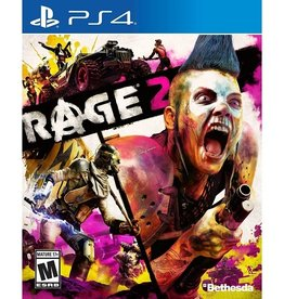 RAGE 2 - PS4 NEW