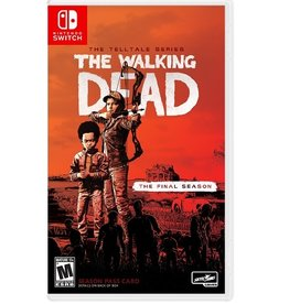 The Walking Dead: The Final Season - Telltale - SWITCH NEW