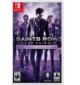 Saints Row: The Third - SWITCH NEW