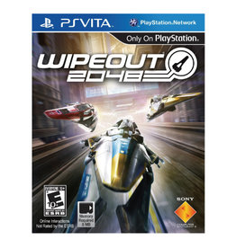 Wipeout 2048 - PSV PrePlayed