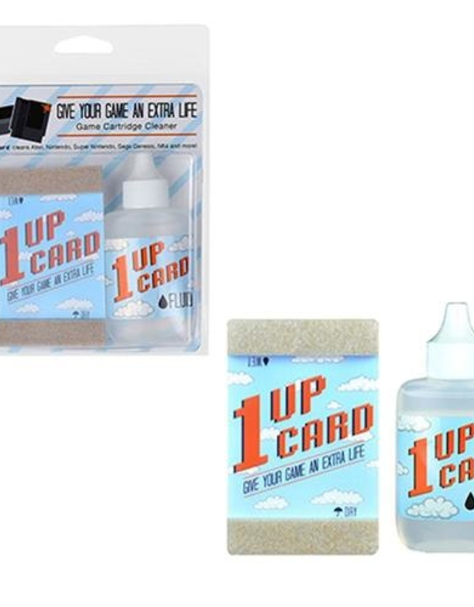 1UP Card Cartridge Cleaner (1 PC)