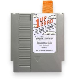 1UP Card NES Console Cleaner