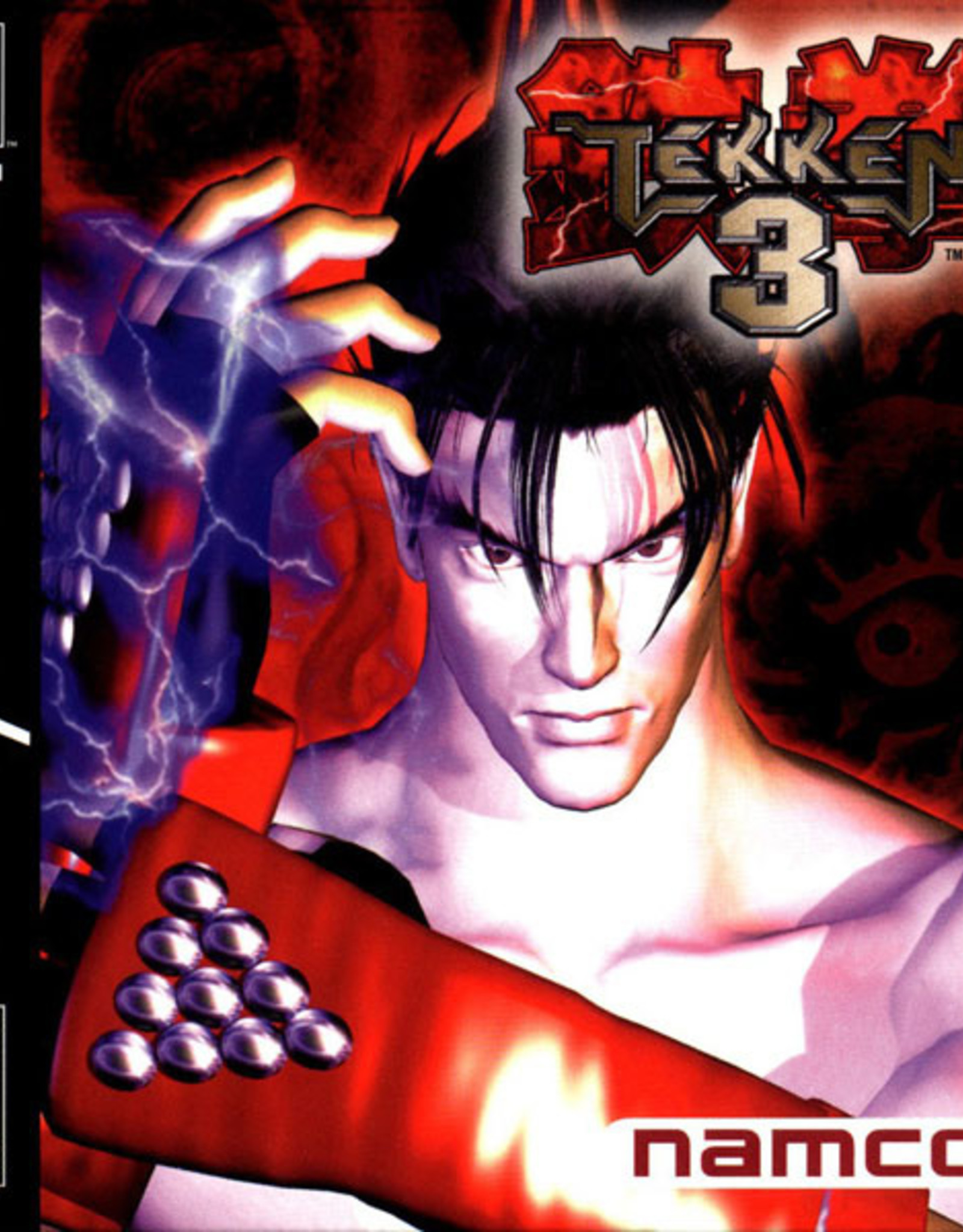 Tekken 3 - PS1 PrePlayed