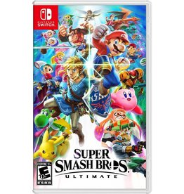 Super Smash Bros Ultimate - SWITCH PrePlayed