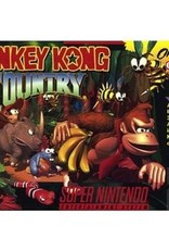 Donkey Kong Country - SNES PrePlayed