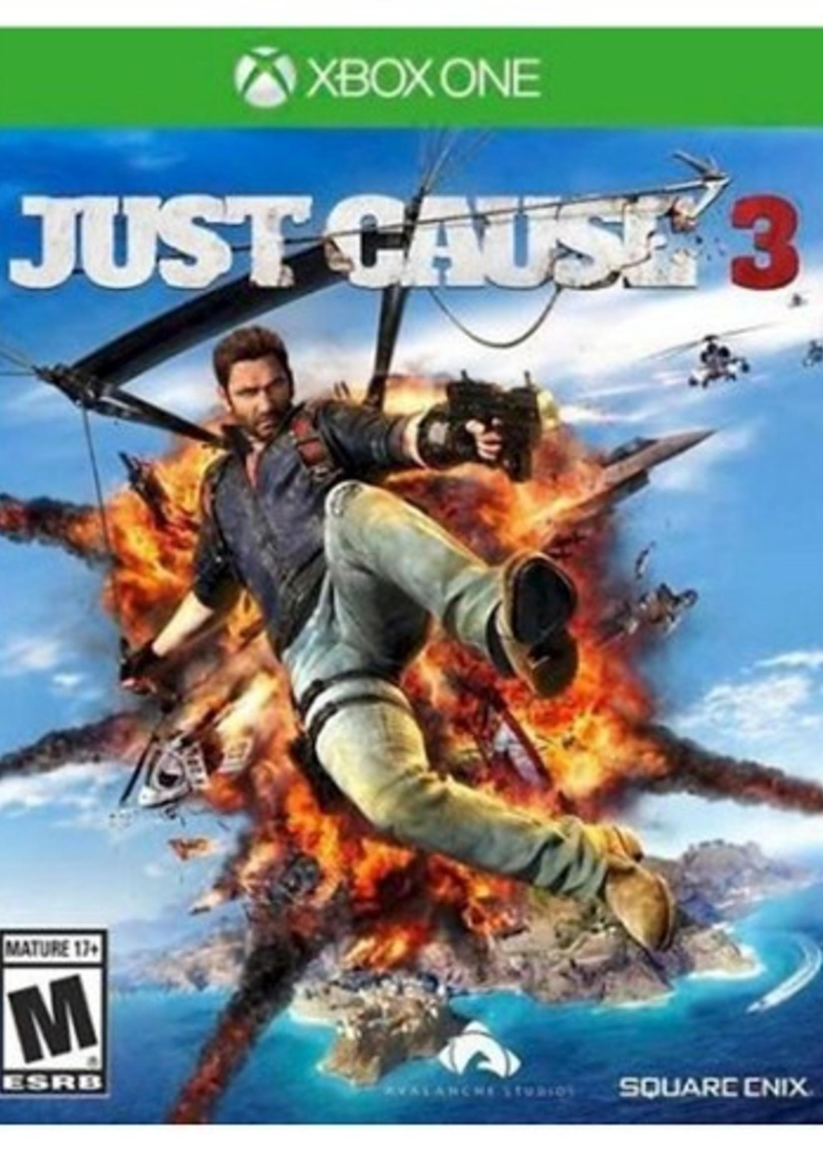 Just Cause 3 - XBOne PrePlayed