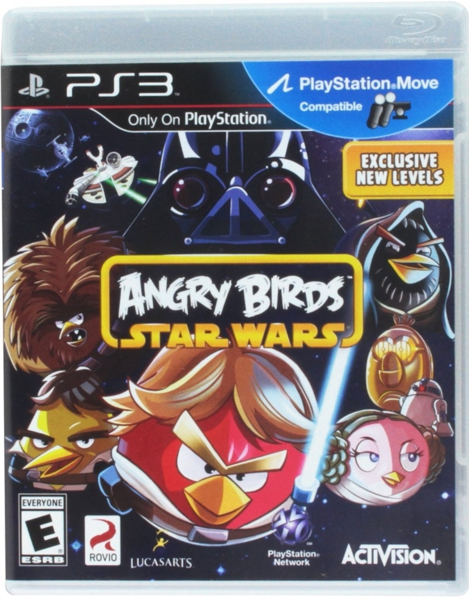 Angry Birds Star Wars - PS3 PrePlayed