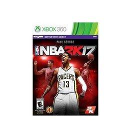 NBA 2K17 - XB360 PrePlayed