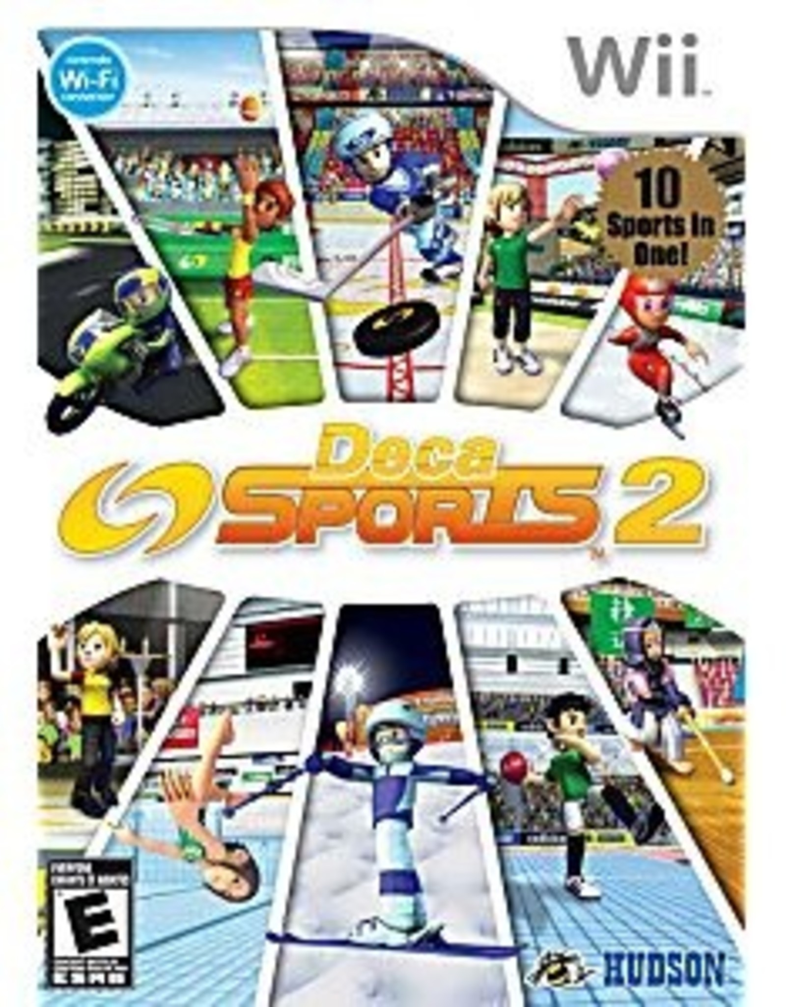 Deca Sports 2 - Wii PrePlayed