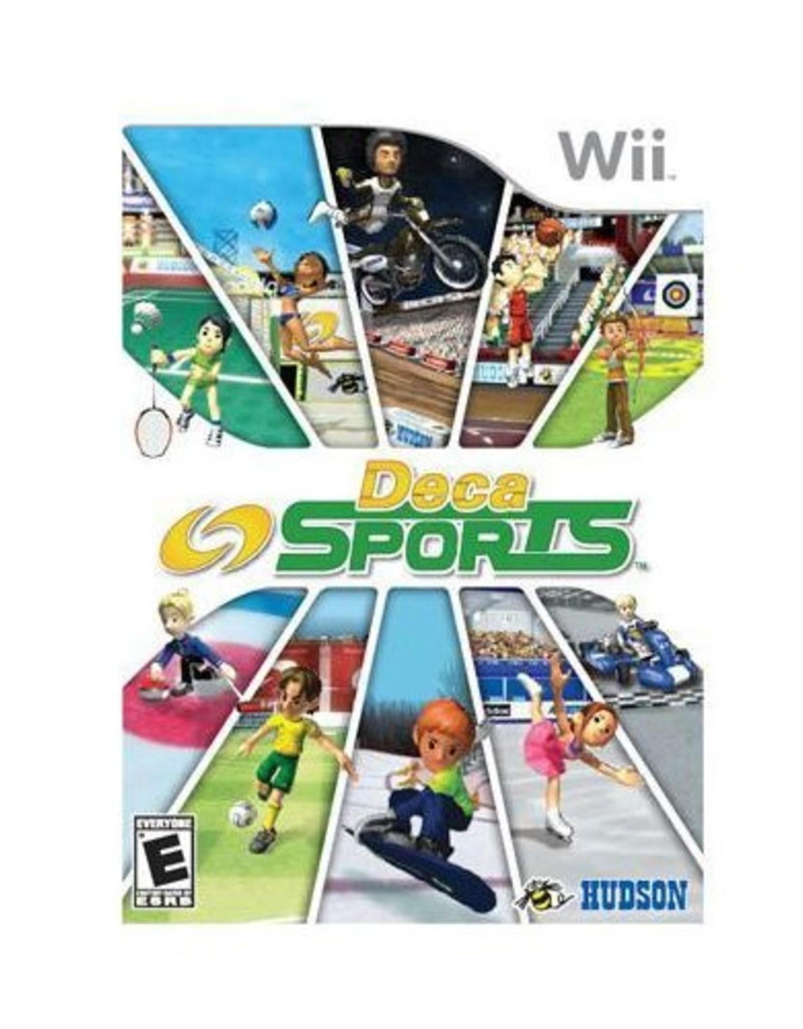 Deca Sports - Wii PrePlayed