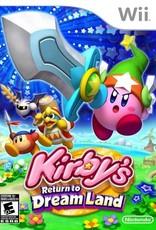 Kirby's Return To Dreamland - Wii PrePlayed