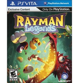 Rayman Legends - PSV PrePlayed