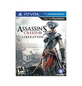 Assassin's Creed 3 Liberation - PSV PrePlayed