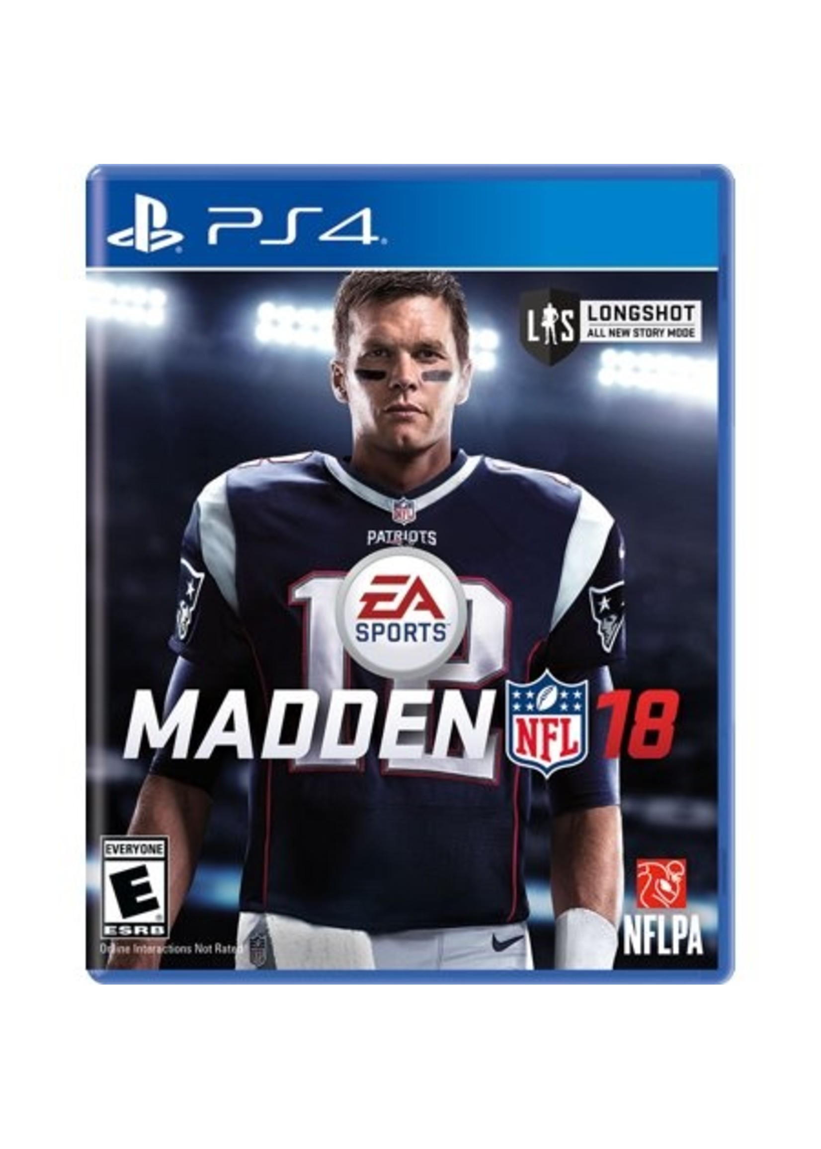 Madden NFL 18 - PS4 NEW