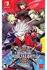 BlazBlue: Cross Tag Battle - SWITCH PrePlayed
