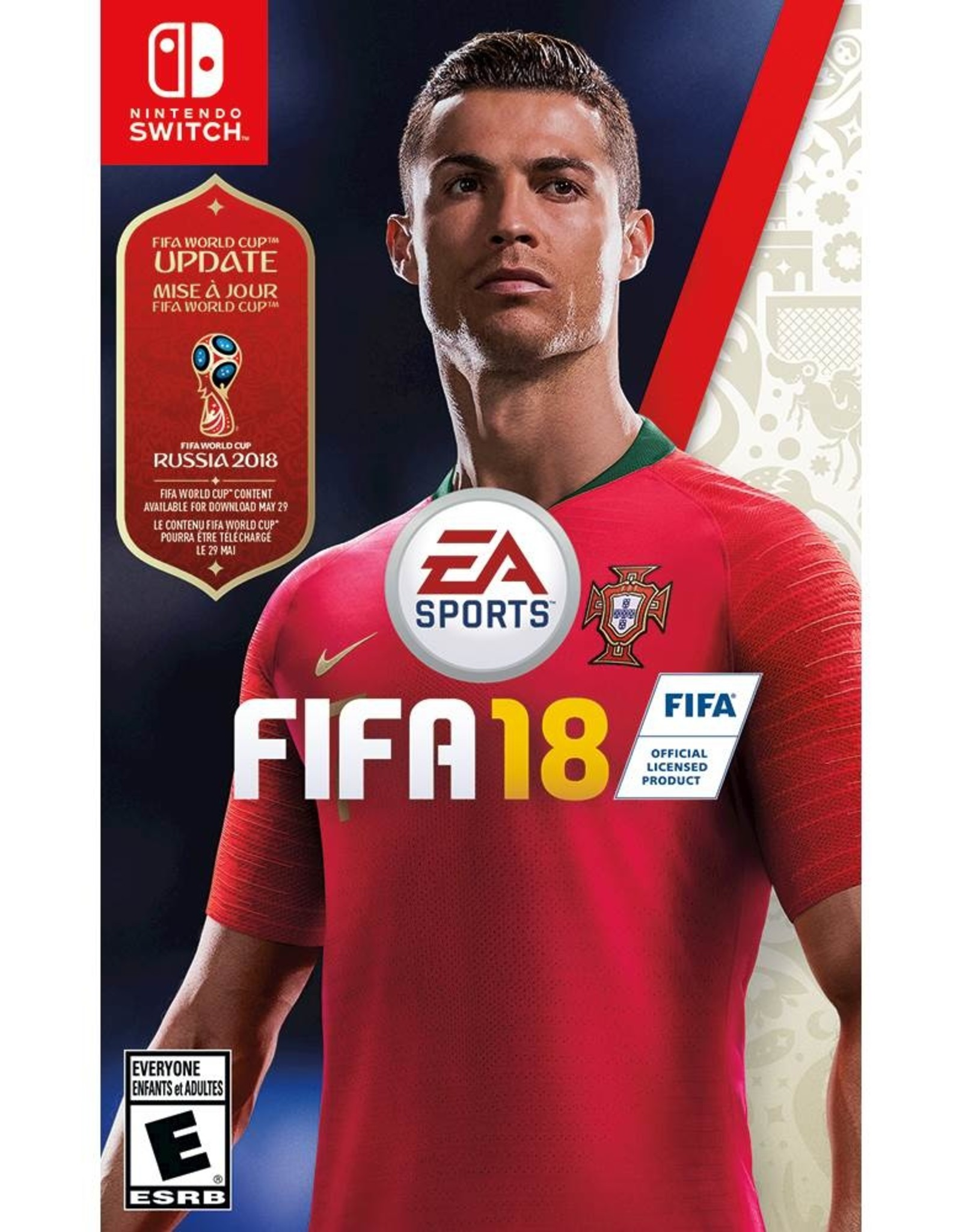 FIFA 18 - SWITCH PrePlayed