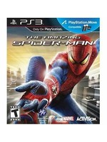 The Amazing Spider-Man - PS3 PrePlayed