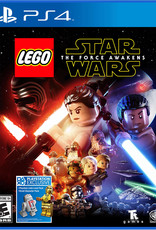LEGO Star Wars Force Awakens - PS4 PrePlayed