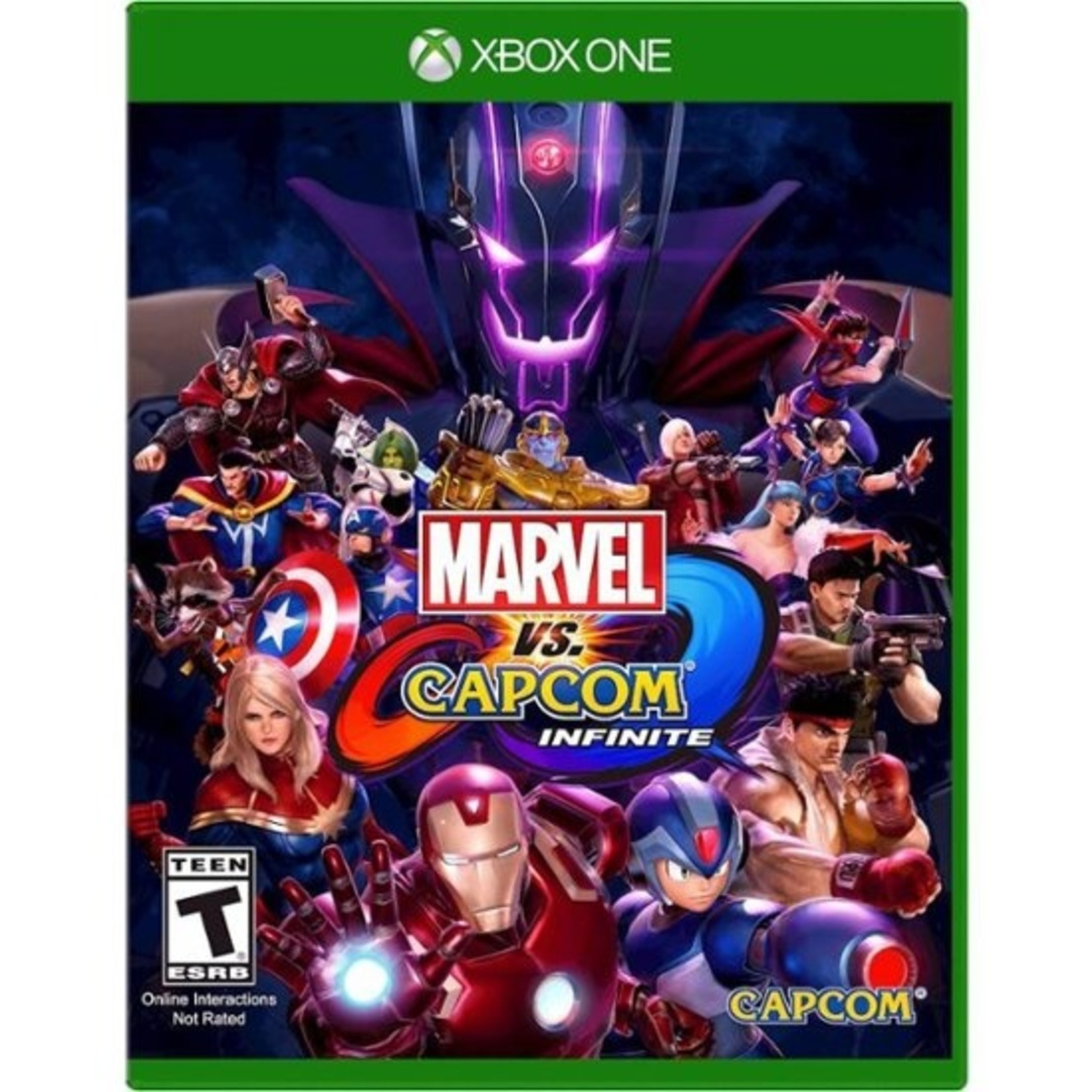 Marvel VS Capcom: Infinite - XBOne PrePlayed