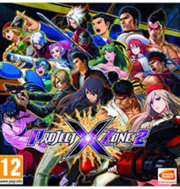Project X Zone 2 Cloth Poster